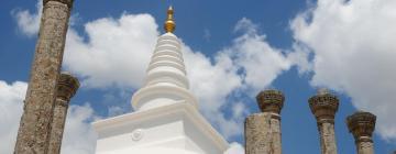 Hôtels à Anurâdhapura