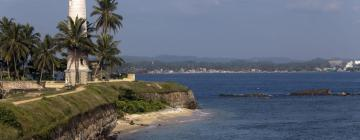 Hotels in Galle