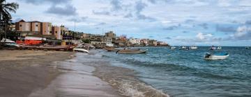 Hoteles en Dakar