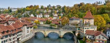 Hôtels à Berne