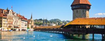 Hotels in Lucerne