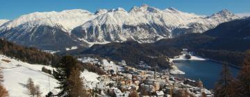 Hotels in St. Moritz