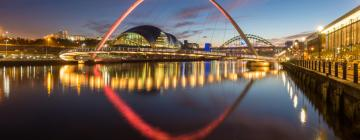 Things to do in Newcastle upon Tyne