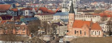 Hotels in Kaunas