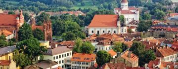 Hotellid sihtkohas Vilnius
