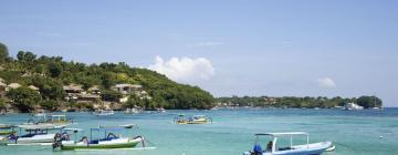 Hotels in Nusa Lembongan