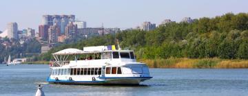 Отели в Ростове-на-Дону