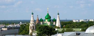 Отели в Ярославле