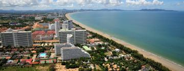 Hotels in Jomtien Beach