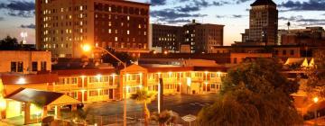 Hotels in Fresno