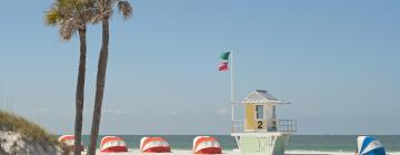 Budget hotels in Clearwater Beach