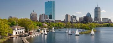 Hotels with Pools in Boston