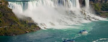 Hotely v destinaci Niagara Falls