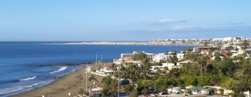 Hotels in San Agustin