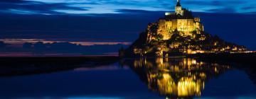 Hôtels au Mont-Saint-Michel