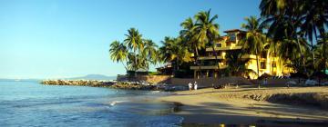 Hotels in Nuevo Vallarta