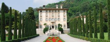 Hotell i Trescore Balneario
