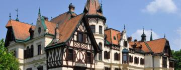 Hotely ve Zlíně