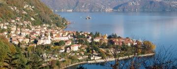 Hotell i Cannero Riviera