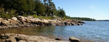 Hotels in Parry Sound