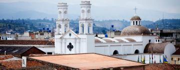 Hotéis em Latacunga
