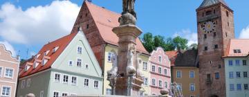 Hotels in Landsberg am Lech