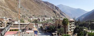 Hotels in Churín