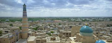 Hotels in Khiva
