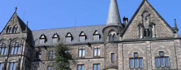 Khách sạn ở Marburg an der Lahn