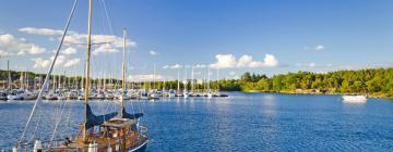 Hotels in Karlshamn