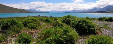 Hotels in Lake Tekapo