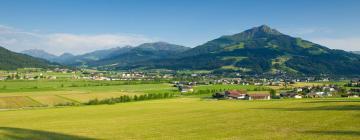 Romantic Hotels in Sankt Johann in Tirol