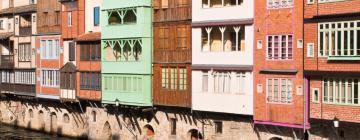 Hôtels à Castres