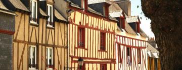 Hôtels à Vannes