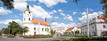 Hotely v Lázních Bohdaneč