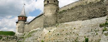 Hotels in Kamianets-Podilskyi