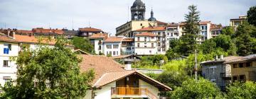 Hoteles en Hernani