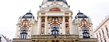 Hotely v destinaci Pécs