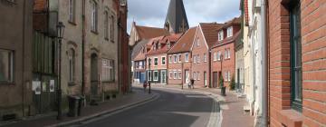 Hotels in Röbel
