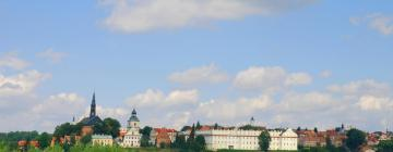 Hotels in Sandomierz