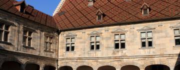 Hotels in Besançon
