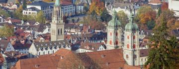 Hotels in St. Gallen
