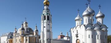 Hotels in Vologda