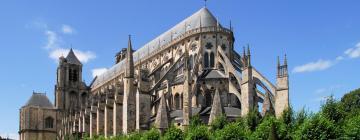 Hôtels à Bourges
