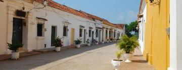Hoteles en Santa Fe de Antioquia