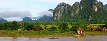 Hotels in Vang Vieng
