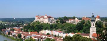 Hotels in Burghausen