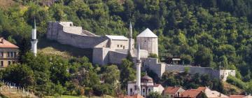 Отели в городе Травник
