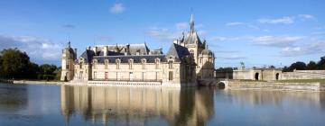 Hôtels à Gouvieux