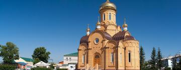 Hotellid sihtkohas Novoaltaysk